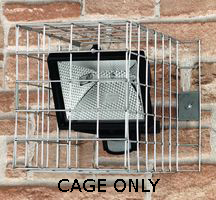 Floodlight Security Cage