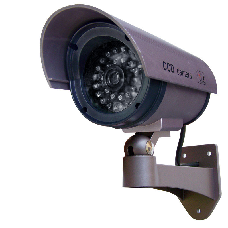 Professional Indoor Outdoor Dummy Infrared Cctv Camera