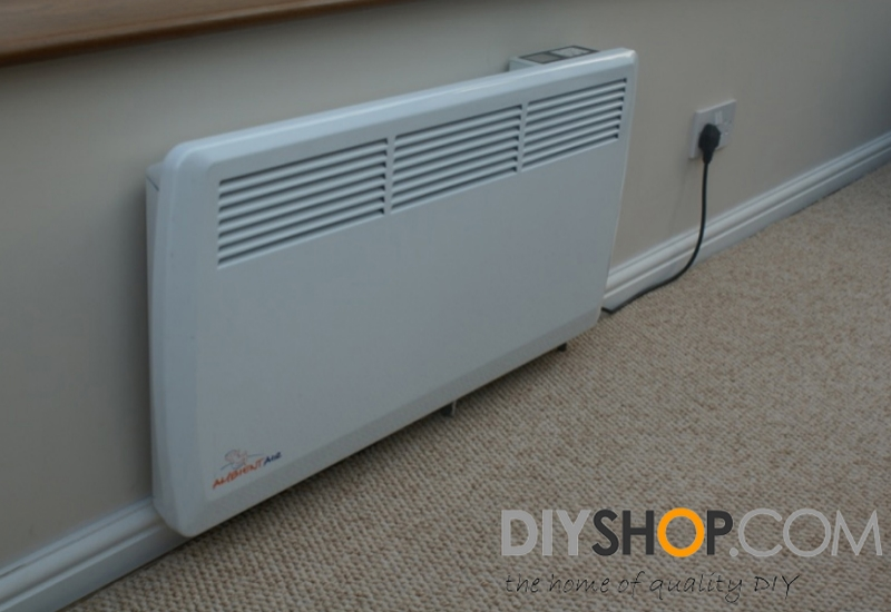 Ambient Air Convector Panel Heater Electric 2kw Wall Mounted