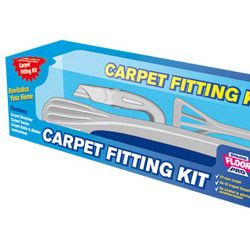 Carpet Fitting Kit