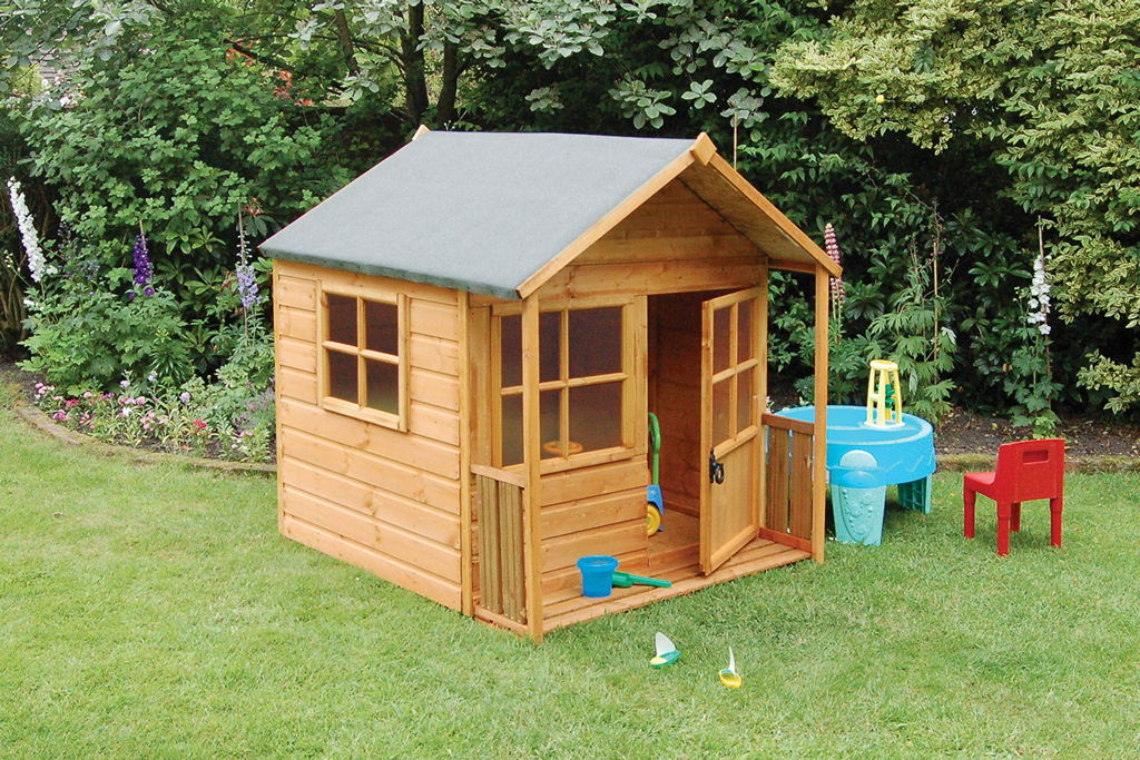 Childrens Summerhouse Phplay